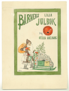 Ottilia Adelborg Barnens lilla julbok