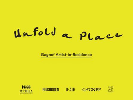 Unfold a Place